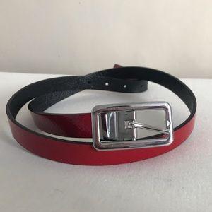 NWOT EXPRESS Glamorous red belt